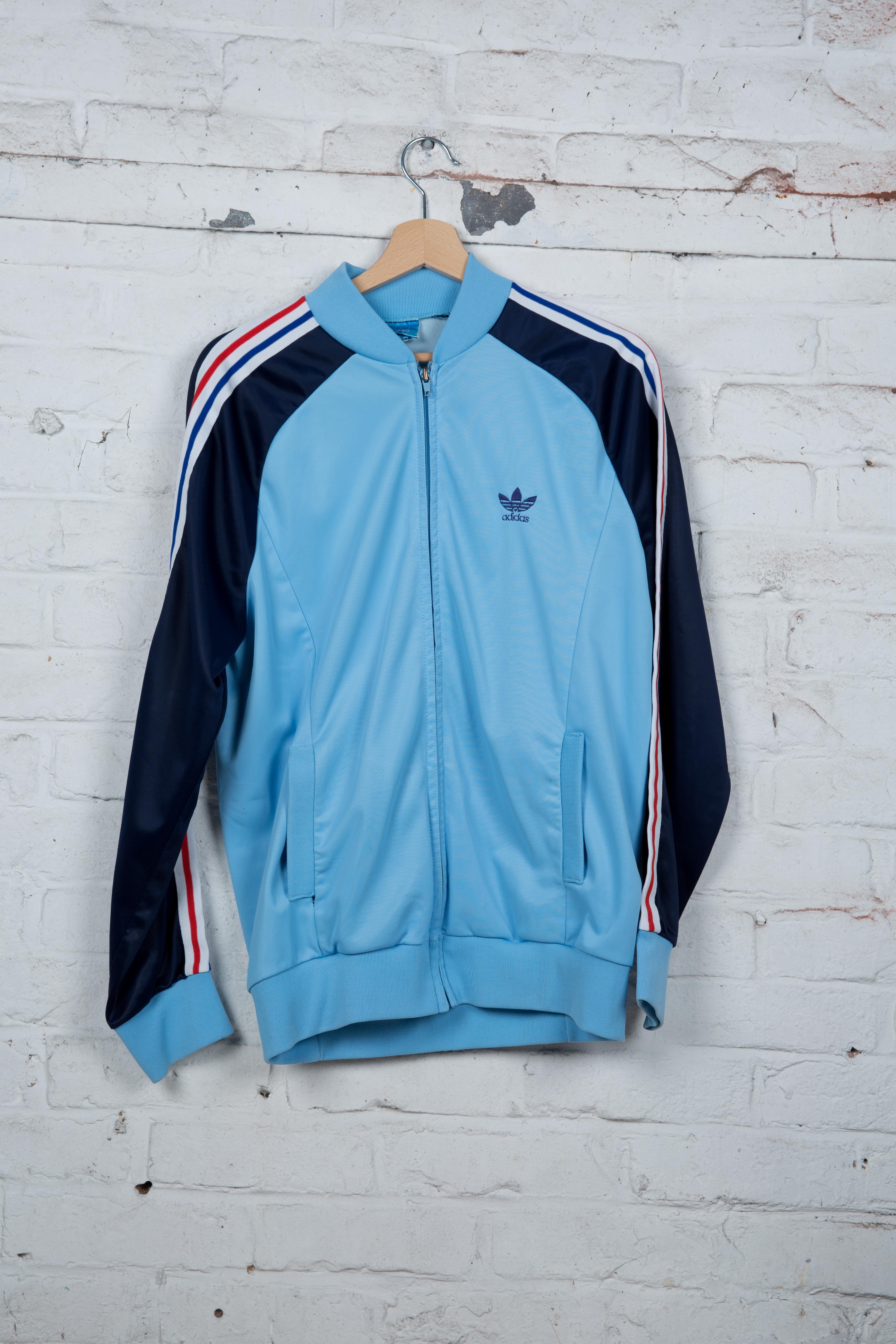 Veste Moins Store Acheter Sur Le Cher France Online Vintage Adidas gybYf76