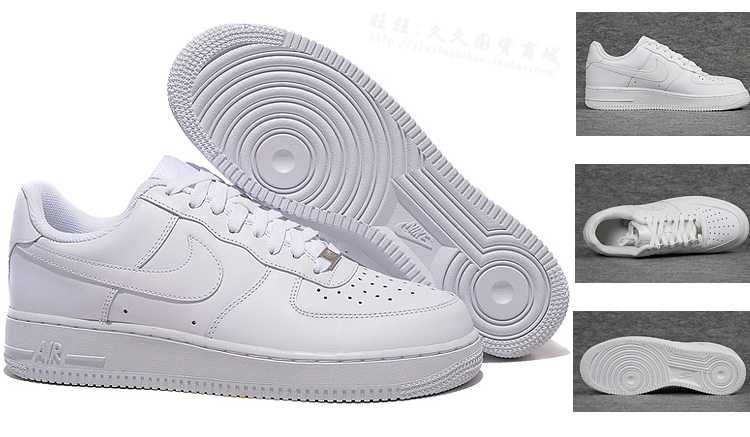 nike air force 1 blanche solde